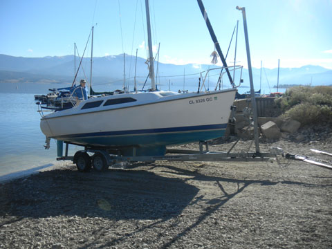 Catalina 250 Mark 2, 2006 sailboat