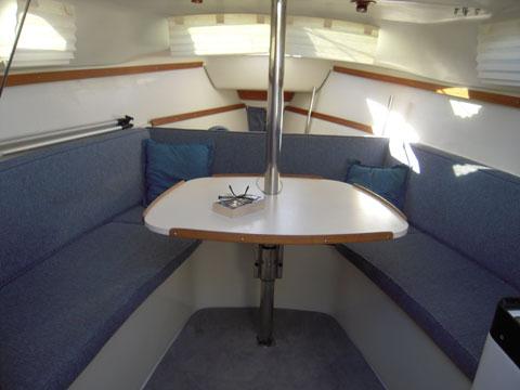 Catalina 250, 1997 sailboat