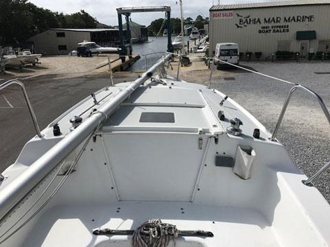 Catalina 250 MKII, 2004 sailboat
