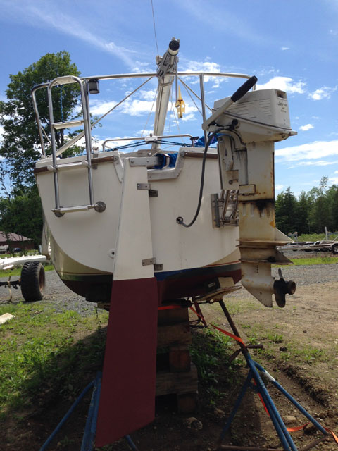 Catalina 25 1985 Mayfield New York Sailboat For Sale