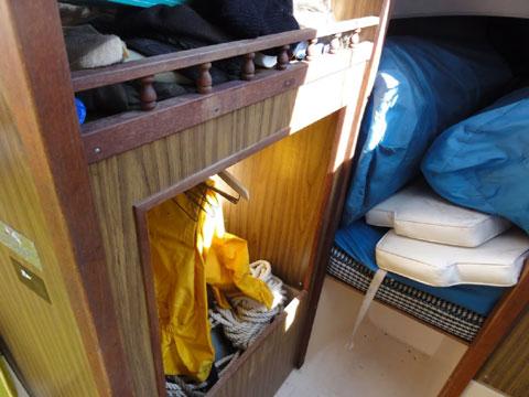 Catalina 27 tall rig, 1971 sailboat