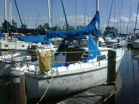 Catalina 27, 1981 sailboat