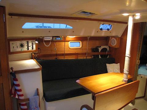 Catalina 28, Mark II Tall Rig, 1997 sailboat