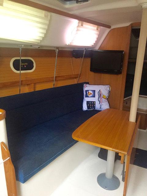 Catalina 28Mk II, 2003 sailboat