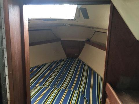 Catalina 30 TM, 1984 sailboat