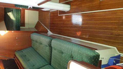 Catalina 34, 1988 sailboat