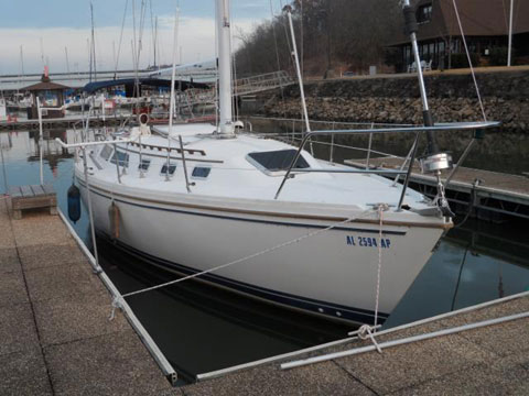 Catalina 34, 1990 sailboat