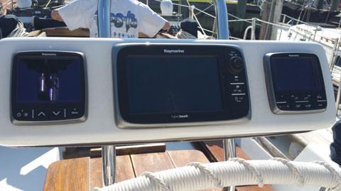 Catalina 42', 1992 sailboat