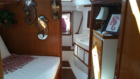 Catalina 42', 1992 sailboat