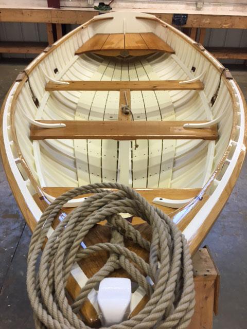 Cat's Paw Sailing Dinghy, 13 ft., 2017 sailboat