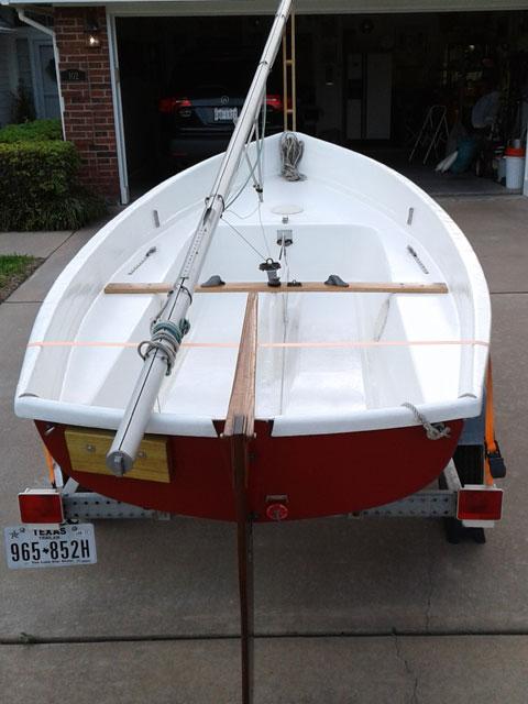C & C Yachts 13' Nutshell, 1974 sailboat
