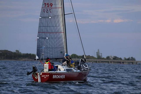 C&C 25 (Mk II), 1981 sailboat