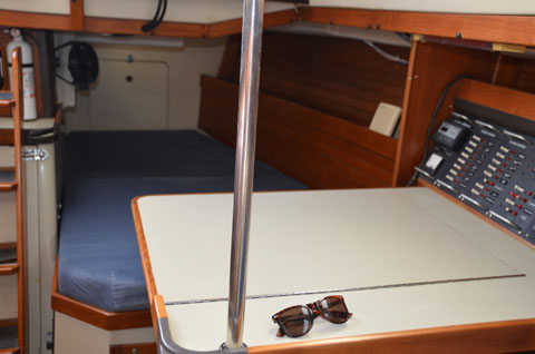 C&C 37, 1983 sailboat