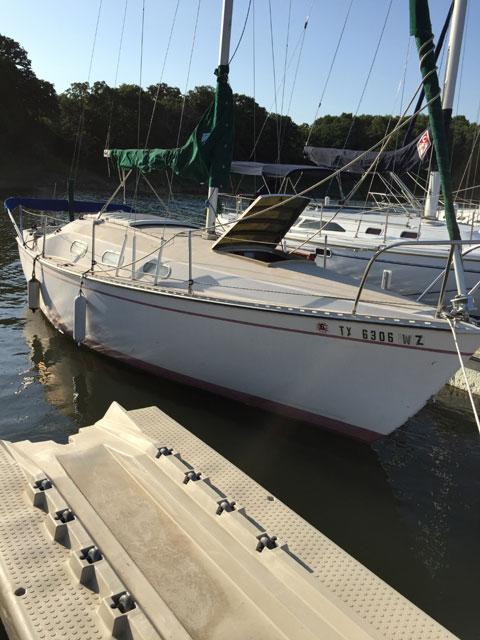 Chrysler 26', 1979 sailboat