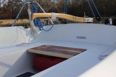 Compac 16 Mk1, 1983 sailboat