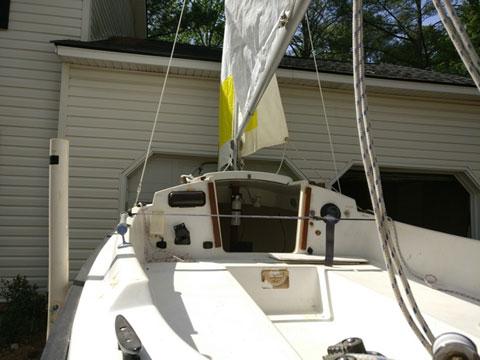 Compac 16, 1976 sailboat