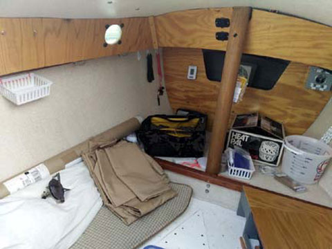 Hutchins Com-Pac 16, 1983, Nassau Bay, Texas, sailboat for