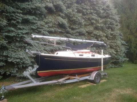 Compac Eclipse 21, 2005 sailboat