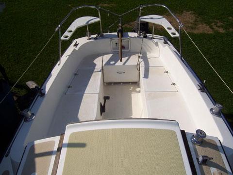 Com-pac 23, 1999 sailboat