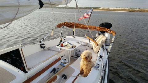 Com-Pac 23, 1992 sailboat