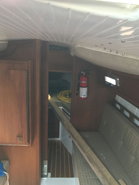Compac 25, 2008 sailboat