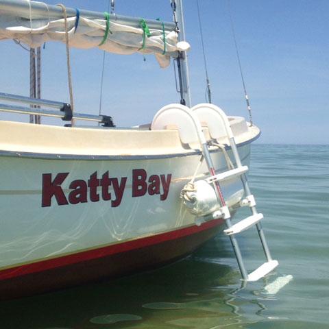 Com-Pac Picnic Cat, 2001 sailboat