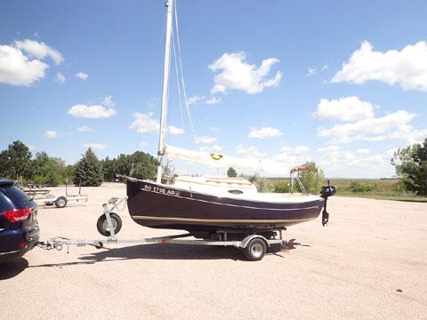 Com-Pac Suncat, 2012 sailboat