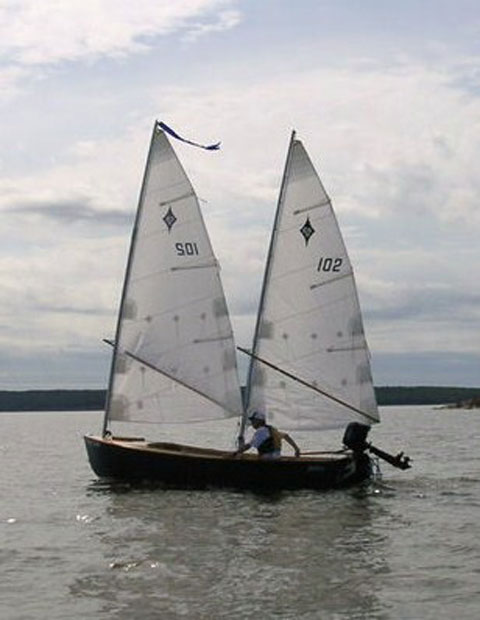 Core Sound 17, 2006 sailboat