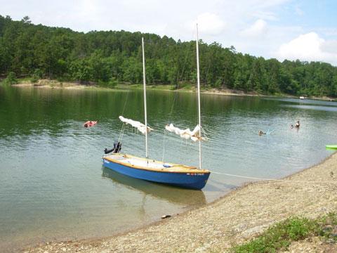 Core Sound 17, 2006 sailboat