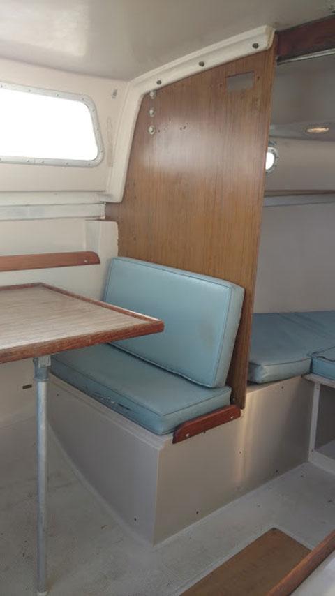 Coronado 23, 1972 sailboat
