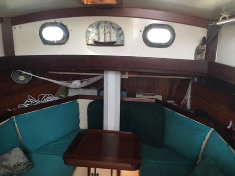 Custom Gaff Rigged Sloop, 1996 sailboat