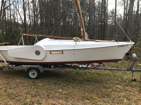 Dovekie 21, 1979 sailboat