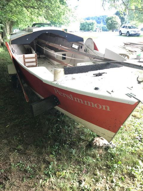 Dovekie 21, 1983 sailboat