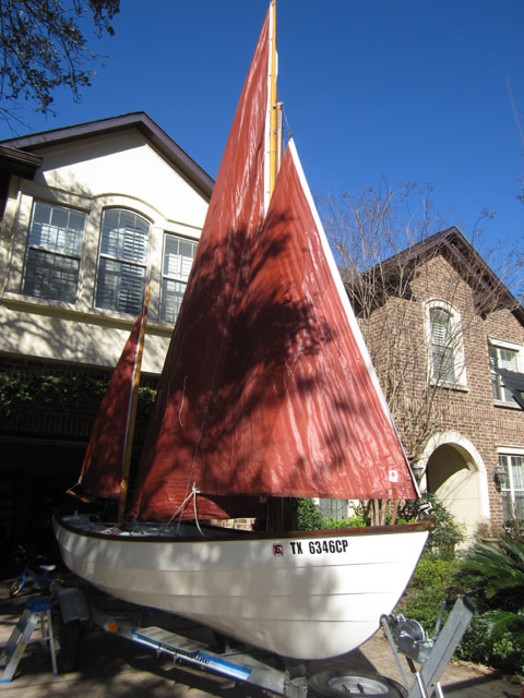 Drascombe Lugger, 1989 sailboat