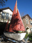 1988 Drascombe Lugger 19 sailboat