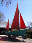 1978 Drascombe Lugger 19 sailboat