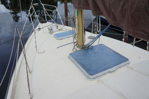 Dufour Arpege 30, 1975 sailboat