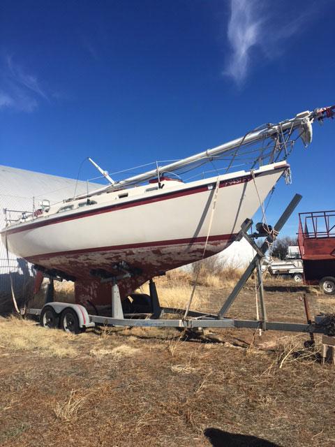 Ericson 29, 1977 sailboat