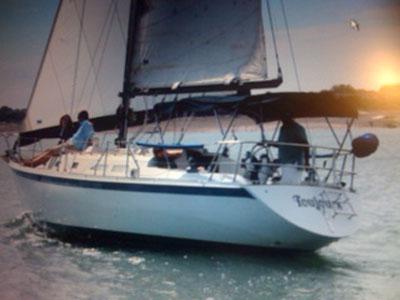 Ericson 35, 1985 sailboat