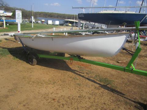Flying Junior, 1966 sailboat