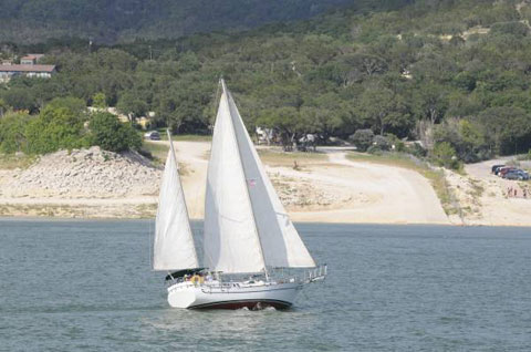 Formosa 41 Ketch, 1974 sailboat