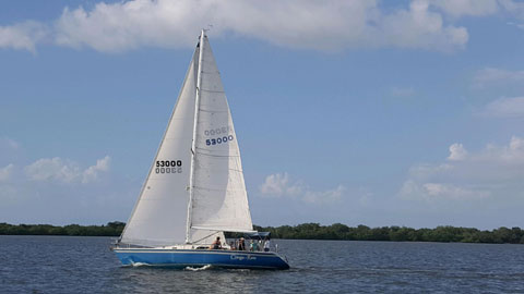 Frers 36 F-3 by Hinterhoeller Marine, 1982 sailboat