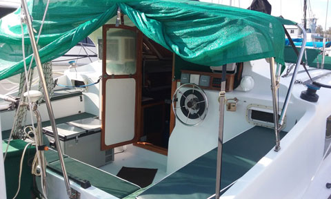 Gemini 3200, 1990 sailboat