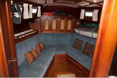 Gozzard 36, 1988 sailboat