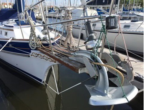Gozzard 36, 1988 sailboat