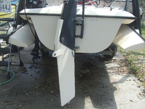 Haines Hunter Super Tramp, 1983 sailboat
