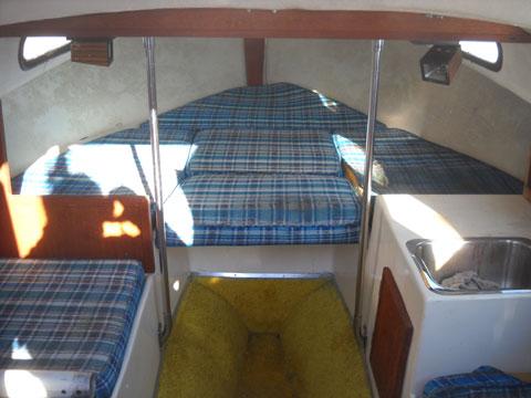 Nordic Halman 21, 1979 sailboat