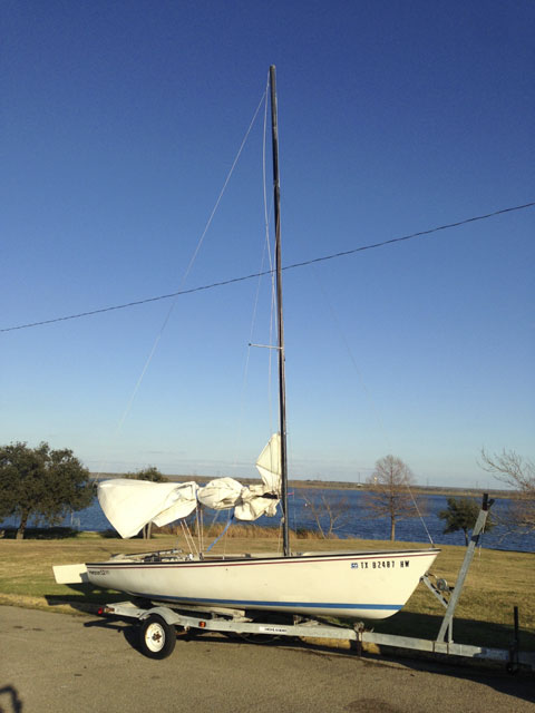 Harpoon 5.2 by Boston Whaler, 1978 sailboat