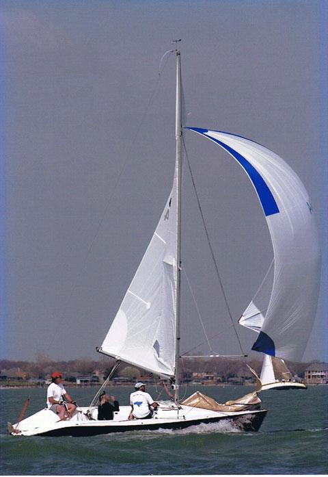 Henderson 21, SR Max, 1993 sailboat