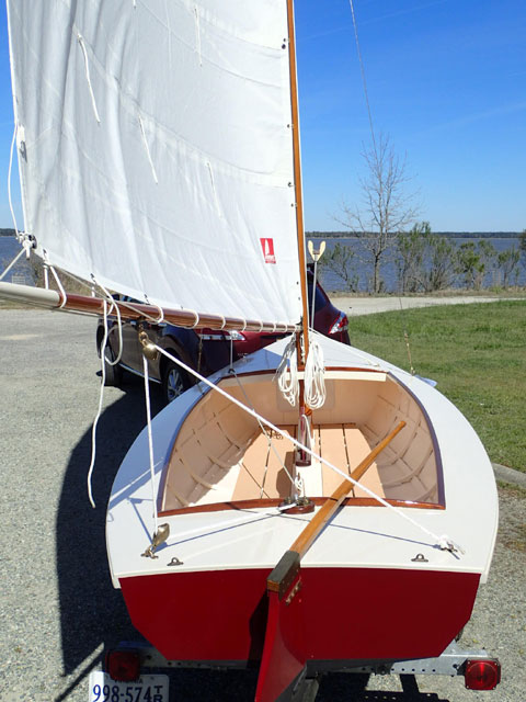 Herreshoff Biscayne Bay 14, 2017 sailboat
